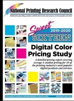 2019-2020 Digital Color Pricing Study