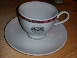 Prince of Wales Cup & Saucer