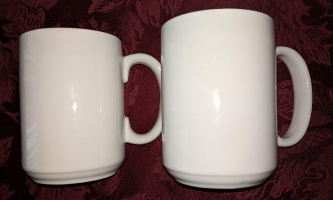 Mini Jumbo 16 oz with JUMBO mug 20 oz