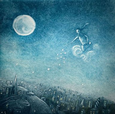 Starry London - Rebecca Denton