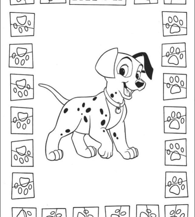 Disegni Da Colorare Cartoni Animati Stampabile Gratuito Per