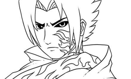 Ausmalbilder: Naruto