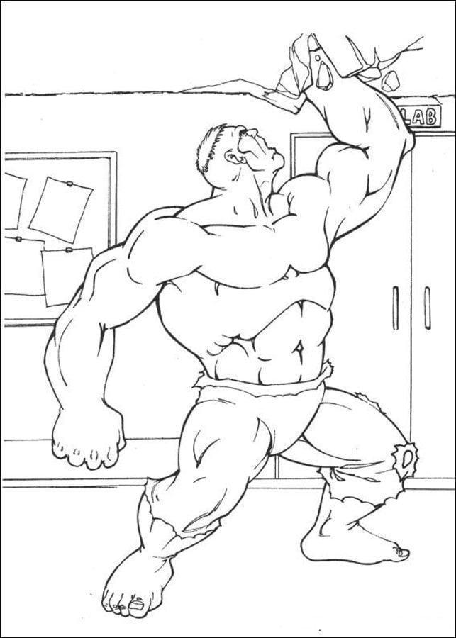 Coloring Pages Coloring Pages Hulk Printable For Kids Adults Free