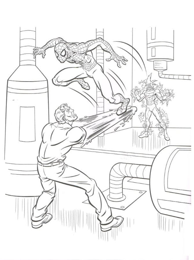 Coloring Pages Coloring Pages Electro Printable For