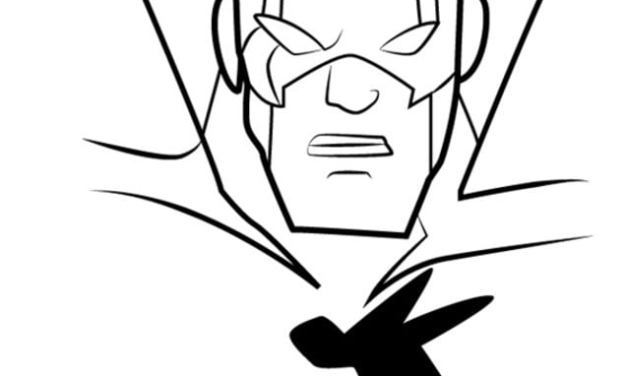 Ausmalbilder: Dr. Hank Pym