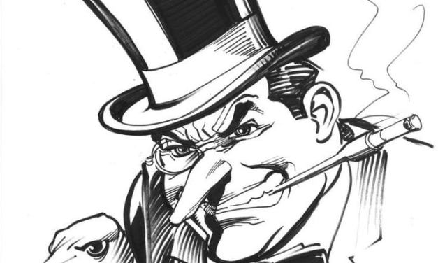 Coloring pages: Penguin