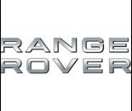 Range Rover – logotype