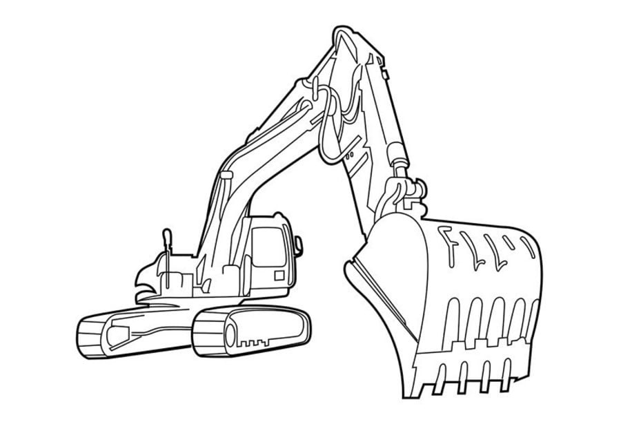 Coloring Pages Coloring Pages Construction Trucks Printable For Kids Adults Free