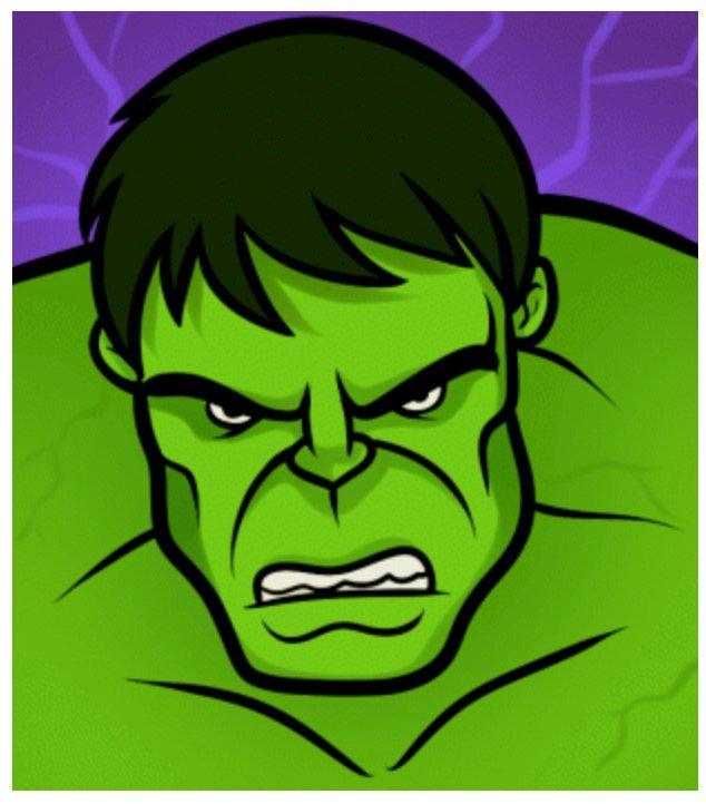 Comment Dessiner: Hulk etape par etape pour débutant