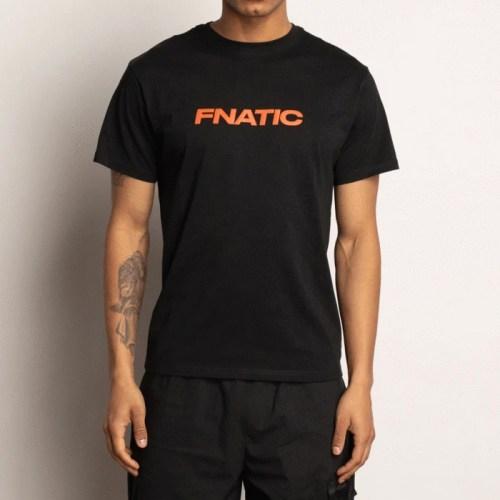Ao thun ngan tay Fnatic IP Collection V1 Black 1
