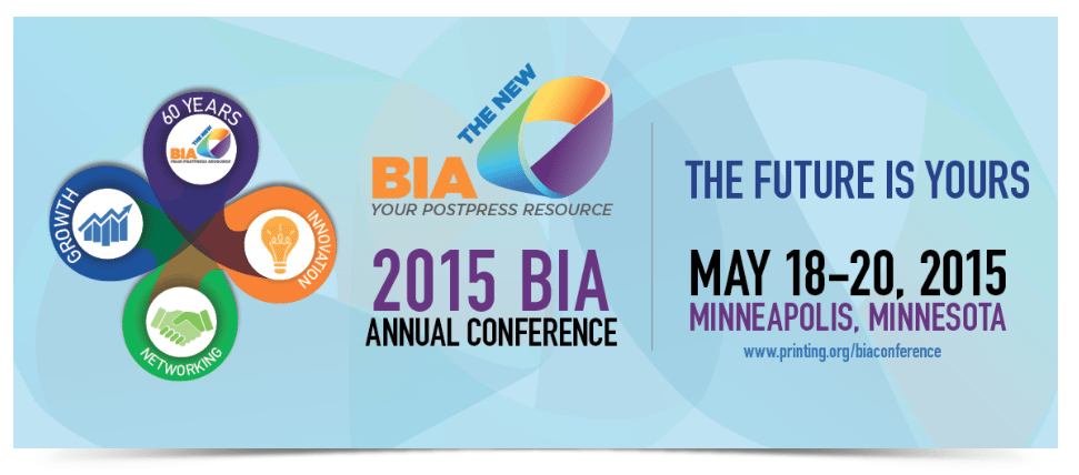 The Future Is Yours at the 2015 BIA Annual Conference