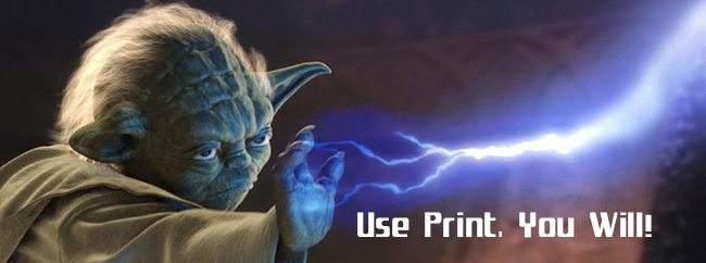 Four Galactic Concepts Star Wars Can Teach Us About Print Media
