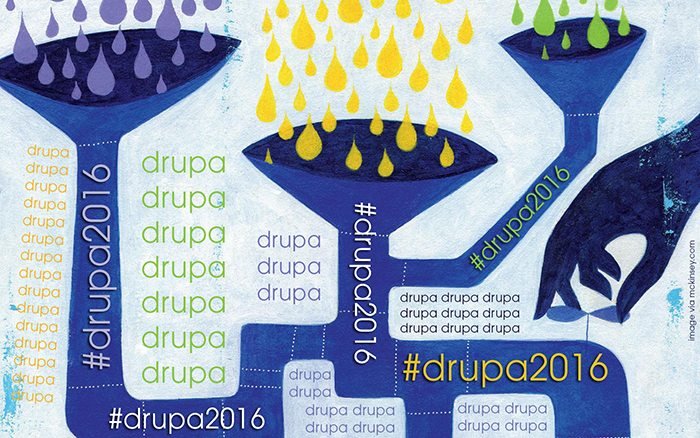 5 Simple Ways to Manage drupa Information Overload