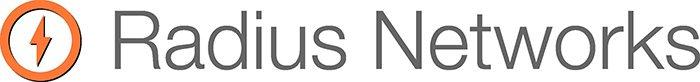print media centr - radius networks - logo