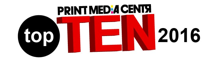 Print Media Centr top 10 posts 2016