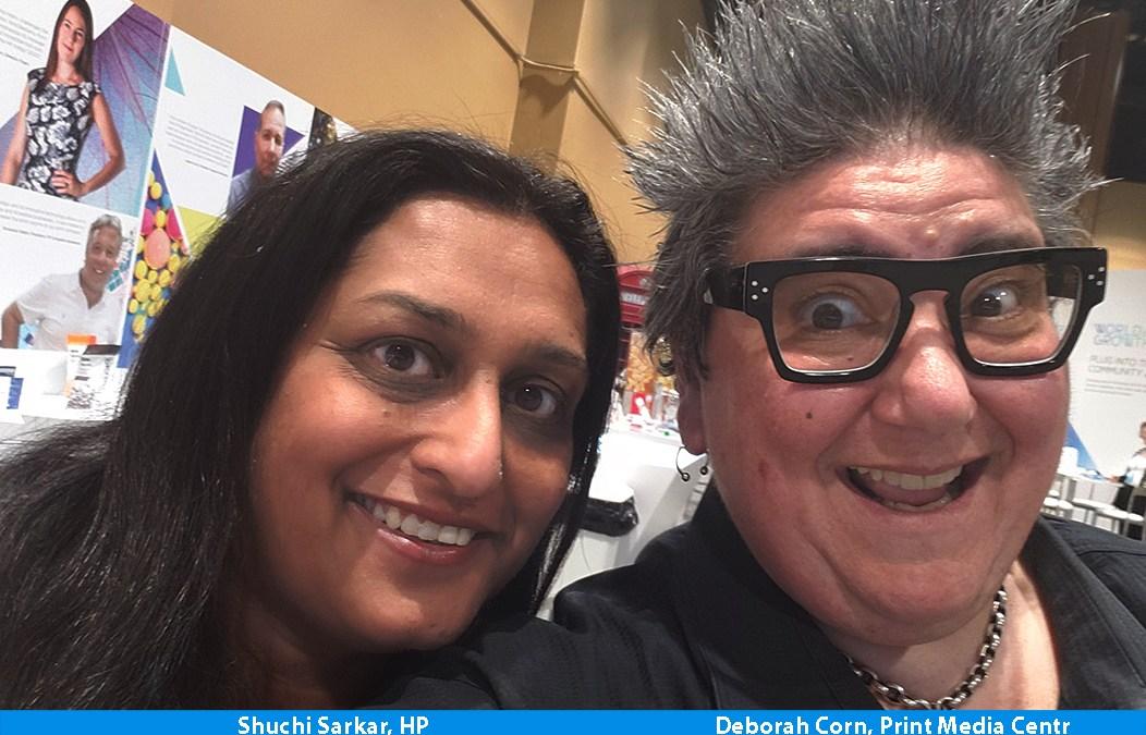 Inspiring Transformation and a World Of Growth with Shuchi Sarkar, Global Marketing, HP