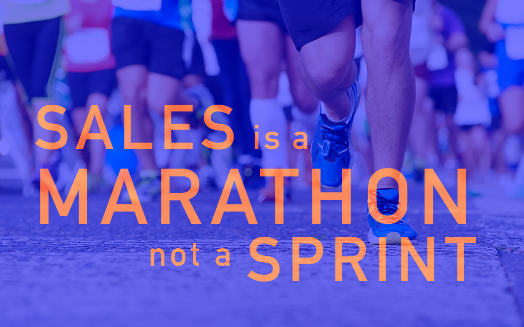 Five Life (and Sales) Lessons From My Third, Half-Marathon
