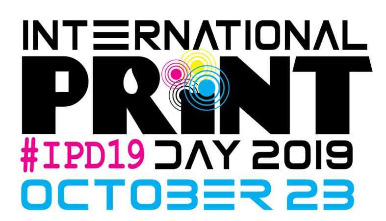 3 Ways to Achieve Global Glory on International Print Day (#IPD19)