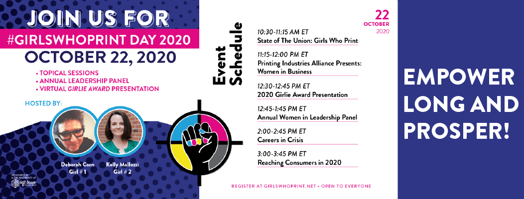 event for women in print and marketing