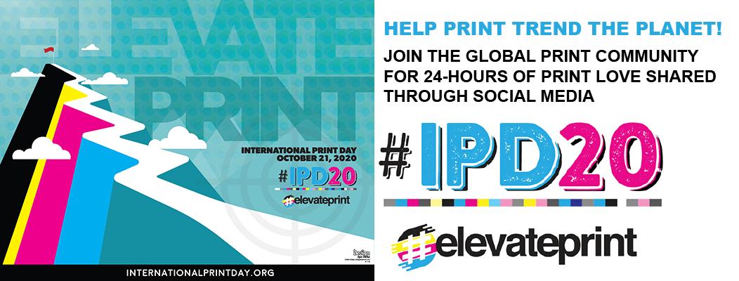international print industry celebration