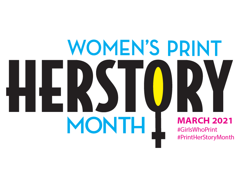 Women's Print HERstory Month Returns in March to Celebrate the Fierce, Fabulous Females Who Power the Industry