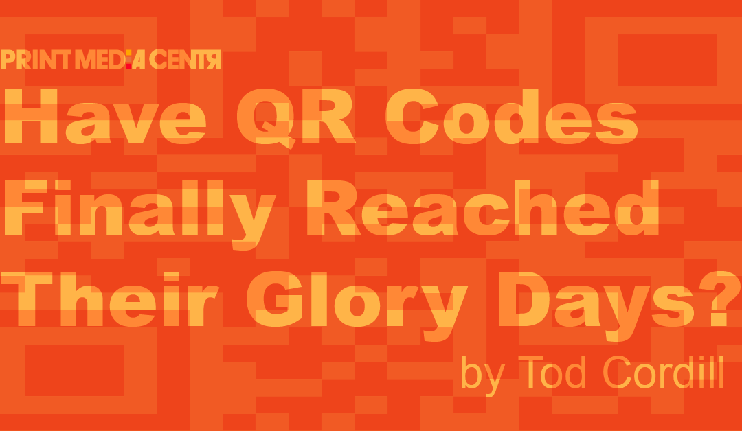 Have QR Codes Finally Reached Their Glory Days?