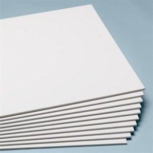 foam white stack-03 mounting board