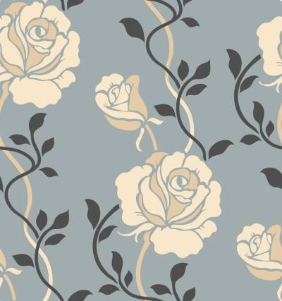 Rose Floral Window Blinds
