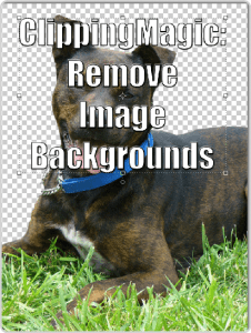 Clipping Magic remove image backgrounds