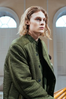 Qasimi AW17. Source: The Up Coming.