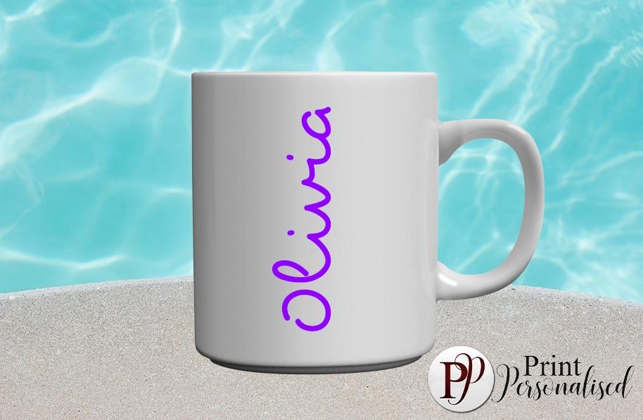 LOVEISLAND inspired-Purple mug