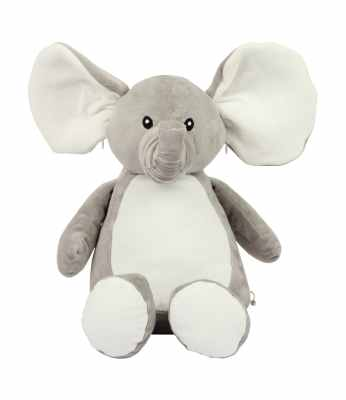 Personalised Elephant Cuddly toy