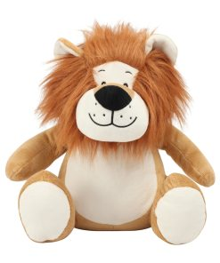 Personailsed Lion Cuddly Toy