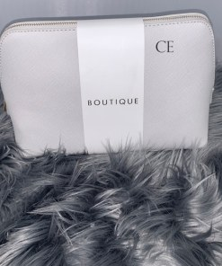 grey-big-personalised make up bag
