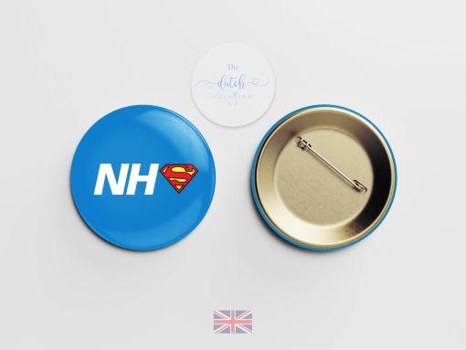 Super NHS Badge (National Health Service Badge)