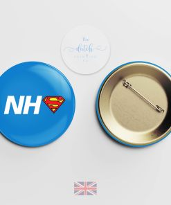 Super NHS Badge (National Health Service Badge)