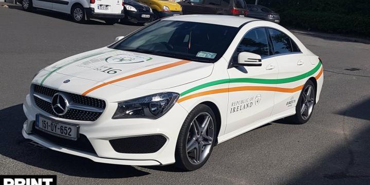 Euro 2016 Car