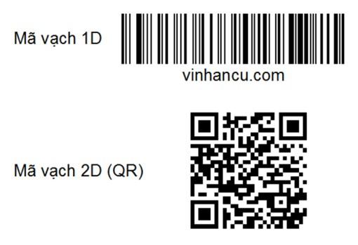 Mã vạch 1D và 2D, Mã vạch là barcodes, Máy Mã Vạch Là Máy Barcodes Dễ Hiểu