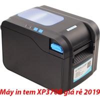 Máy in tem XP370B giá rẻ chính hãng tại Đà Lạt 2019