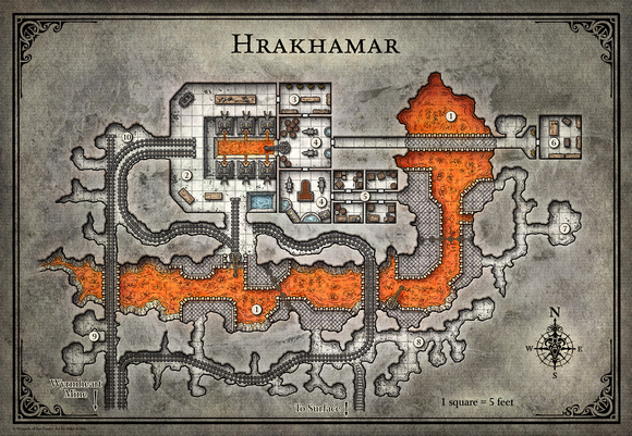 Image result for hrakhamar tomb of annihilation