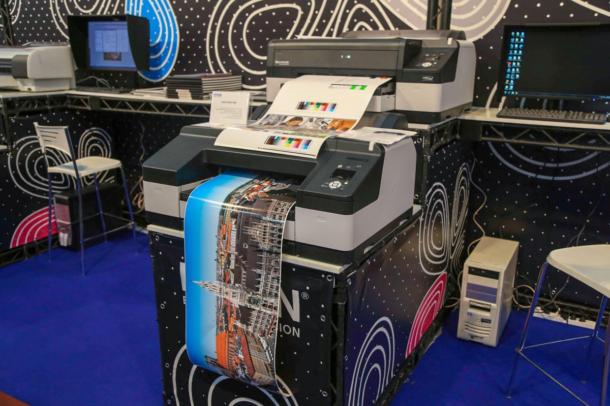 Digital Printing Workflow