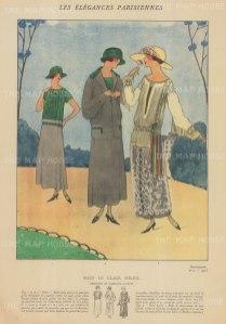 Margaine-Lacroix. Sous le clair soliel. Sun dresses after the revolutionary Parisian designer.