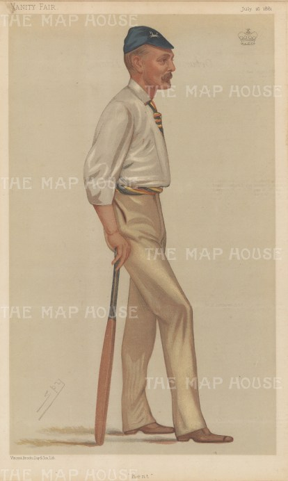 Lord Harris had 42 seasons of first class cricket, and became a dominant figure at the MCC.