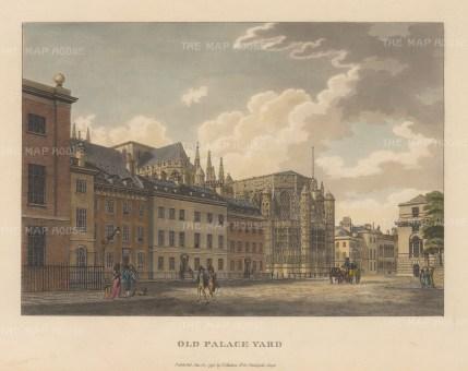 Old Palace Yard.