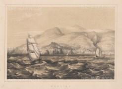 "Anderson: Funchal, Madeira. 1859. An original antique lithograph. 10"" x 8"". [AFRp981]"