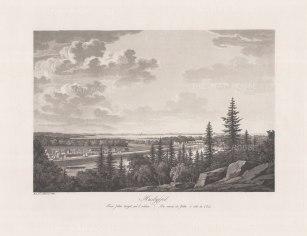 Mt. Jotha and the east coast