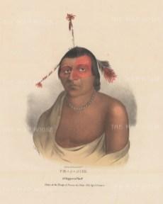 Pe-A-Jick: A Chippewa Chief.