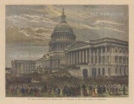 Graphic Magazine: Capitol, Washington D.C. [USAp4960]