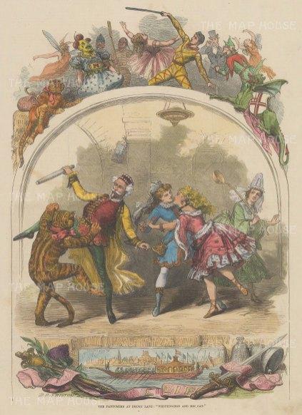 Dick Whittington Pantomime.
