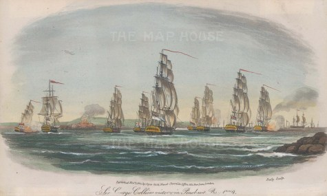 Penobscot Bay: Sir George Collier's victory in 1779.